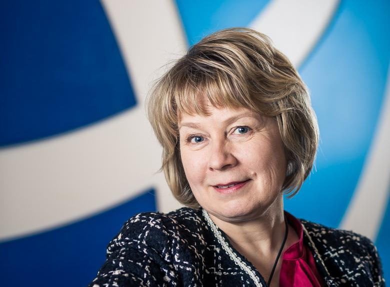 Asta Sihvonen-Punkka, Director-General, Ficora (Photo: Ficora, photographer: Mikko Immonen)