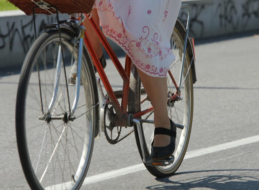 Bicyclist (Photo: Ministry of Transport and Communications)