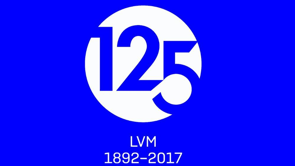 The Ministry of Transport and Communications 125 years celebration logo. (Picture: LVM)
