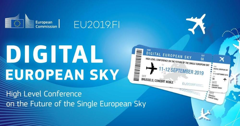 Digital European Sky - High Level Conference