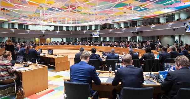 The EU Telecommunications Council met in Brussels on 3 December (Photo: European Union)