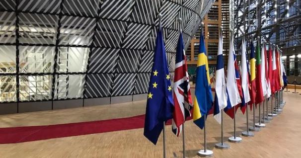 The EU transport ministers met in Brussels on 2 December (Photo: Ministry of Transport and Communications)