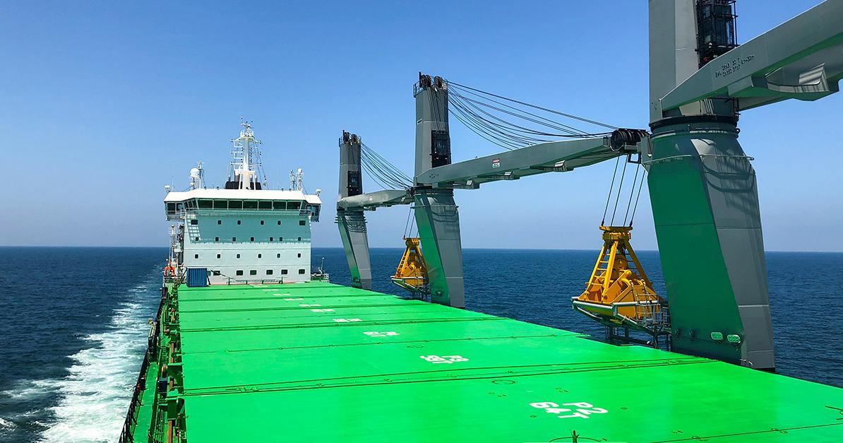 new style d1ab9 bc86f Measures to reduce GHG emissions from ships discussed